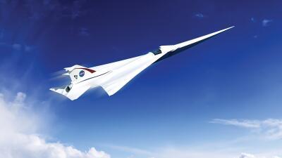 Así serán los aviones supersónicos de la NASA que no hacen ruido nasa.jpg