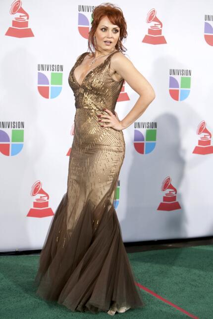Gaby Spanic Latin GRAMMY 2010