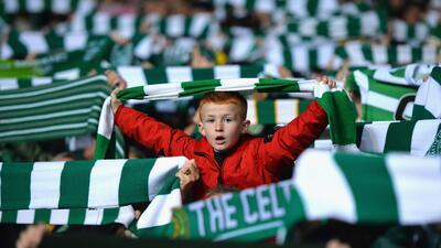 Un niño le pidió disculpas al Celtic
