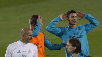 Modric confiesa que le hubiera gustado jugar junto a Zidane y afirma que CR7 es mucho mejor que Mbappé