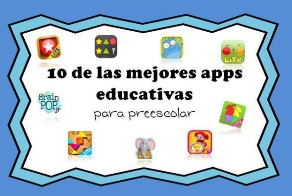 Acá te traemos una lista de las 10 mejores aplicaciones educativas para...