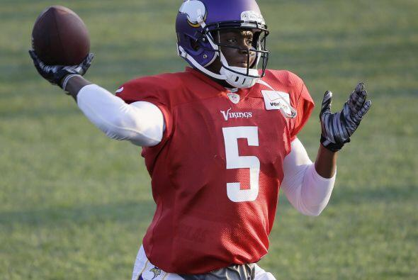 20. Teddy Bridgewater, QB, Minnesota Vikings.