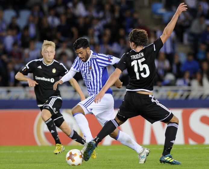 Viernes 17 de noviembre - 3:00 p.m. CT / Girona Vs. Real Sociedad: Carlo...