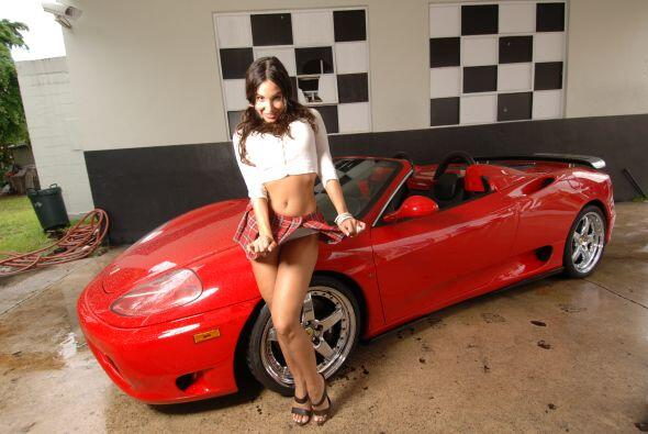 La sensual Mayra Verónica es una de las reinas de nuestra secci&o...