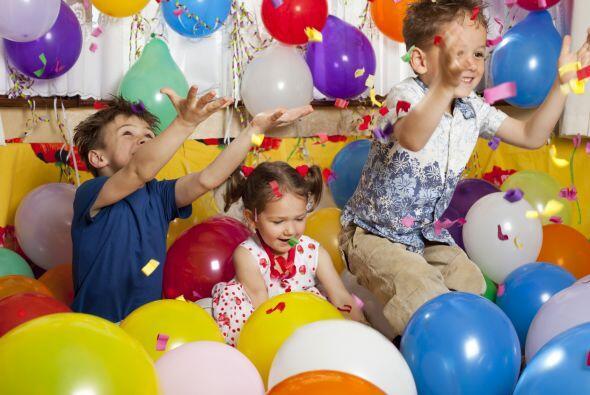 Tips para lograr una 'party' única. El portal Babycenter sugiere...