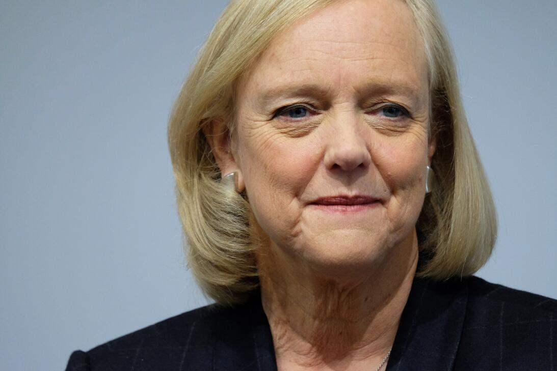 17- Meg Whitman - Hewlett-Packard.