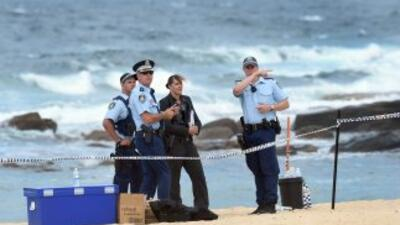 Hallan cuerpo de bebé en una playa de Australia.