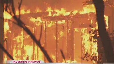 Arizona se une a esfuerzos para ayudar a combatir incendios en California