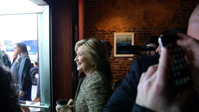 Leopoldo J. Martínez: Supermartes, día clave para Hillary Clinton GettyI...