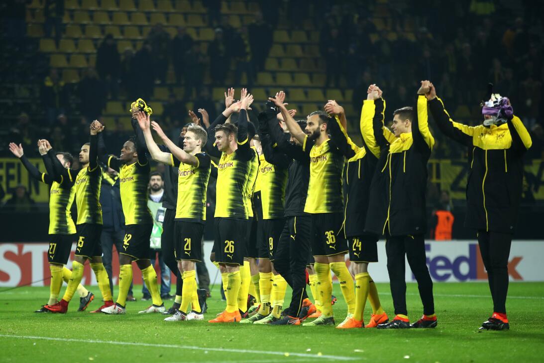 Borussia Dortmund 3-2 Atalanta: un emocionante partido se vivió en el Si...