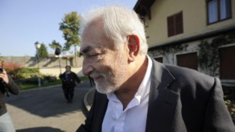 Dominique Strauss-Kahn se ha visto envuelto en varios escándalos sexuale...