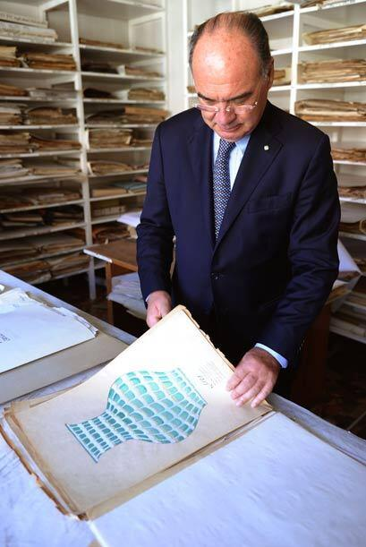 El ahora dueño de la vidriedria artística Archimede Seguso es de los más...