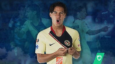 """Diego Lainez: """"Las expectativas son muy altas, pero no siento presión"""""""