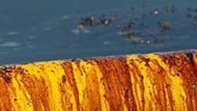 Van 532 millones de litros de petróleo derramados en el Golfo de México...