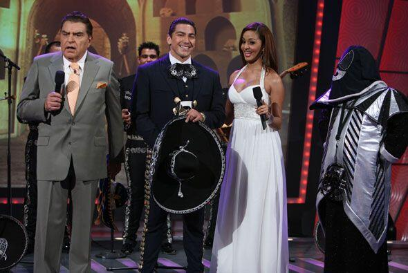 Karol Rosa reparte muchos de los premios del popular programa y con cada...