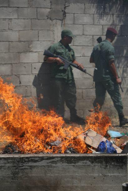 La droga les llega mediante la frontera con México, por eso los narcos p...