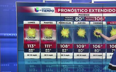 Continúa el aviso por calor extremo este lunes