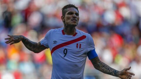 Paolo Guerrero refuerza su defensa ante la FIFA.