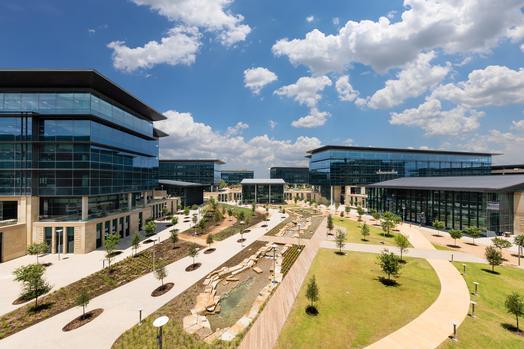 Así es la nueva sede de Toyota que se mudó de California a Texas 2017_TM...