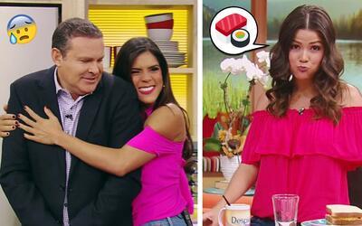 #DAEnUnMinuto: Francisca quiere ser hija adoptiva de Alan, y así se come...