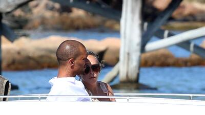 Llegó el verano: Paris Hilton, Luis Fonsi, Beyoncé y otros famosos se escapan de vacaciones al mar