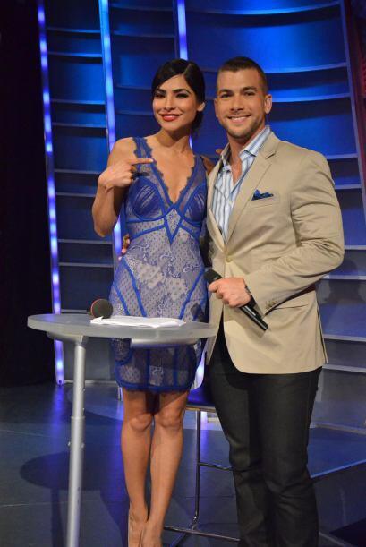 En las redes, Carlos McConnie y Alejandra no dejaron de posar un solo se...