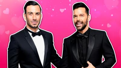 Esta es la imagen de Ricky Martin y su esposo (en la cama) que causó revuelo en redes