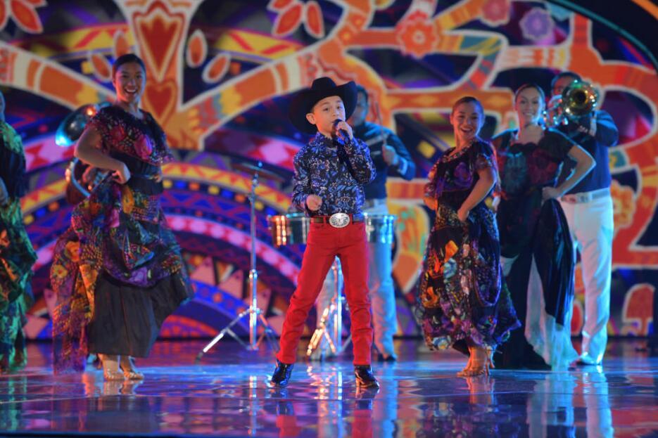 Pequeños Gigantes USA galas semana final