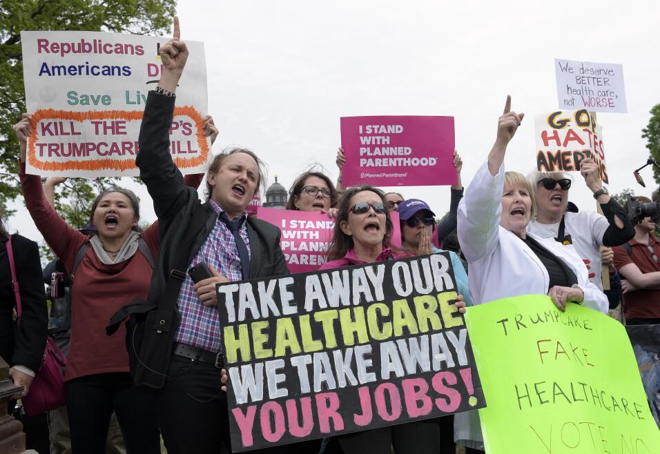 salud obamacare protestas