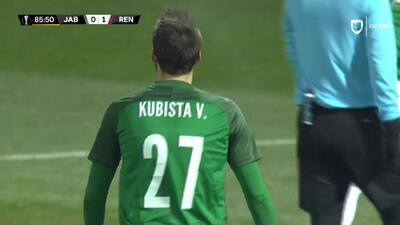Tiro de esquina para FK Jablonec