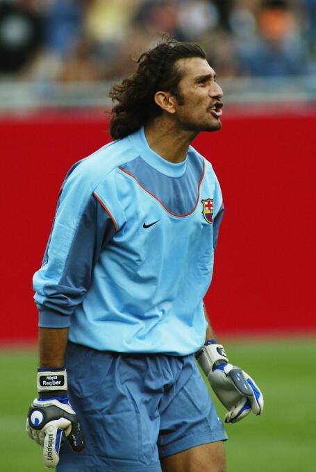 9. Recber Rustu (2003-2004)