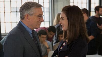 The Intern- Movie