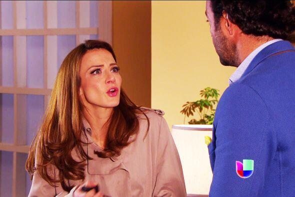 ¿Estás segura de la decisión que vas a tomar Ana? Don Nicolás conocerá t...