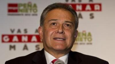 """""""scar Naranjo culpa al narcotráfico de campaña en su contra"""