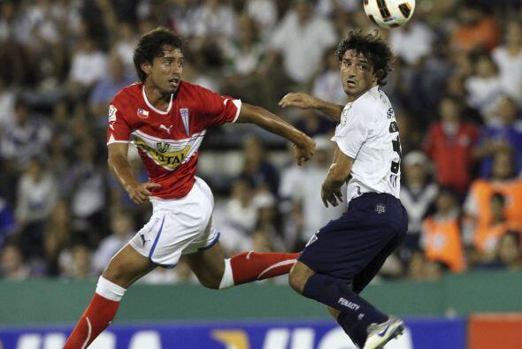 Vélez ganaba 3-1 hasta promediando la segunda etapa