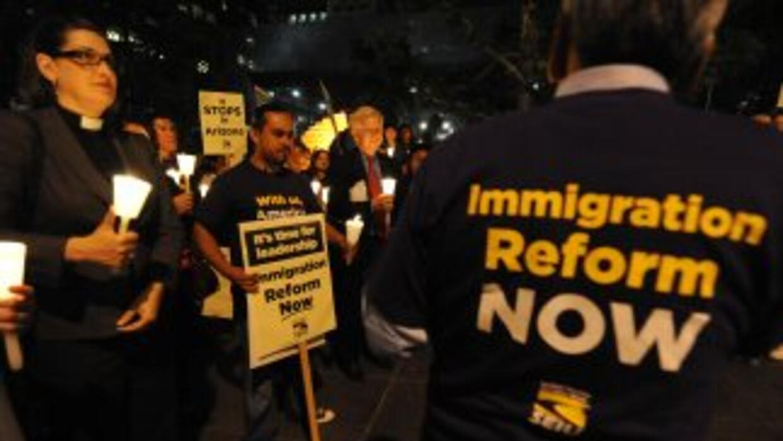 La cuestión inmigratoria afecta la vida de 11 millones de indocumentados...