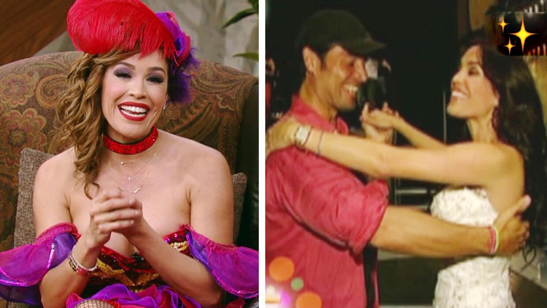 Karla recordó cuando bailó con Chayanne su vals de quinceañera... pero 2...