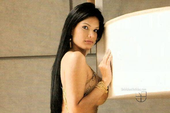 Gabriela Alexandra Fernández Ocando, Miss Zulia 2008, fue detenida en Ve...