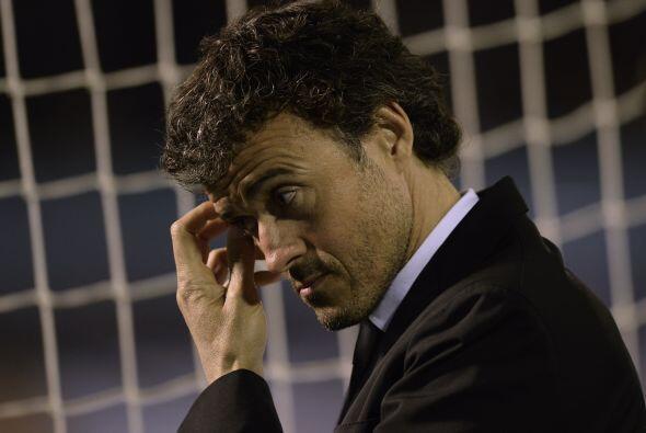 Luis Enrique dirigió al Celta de Vigo y entendía perfectamente lo que su...