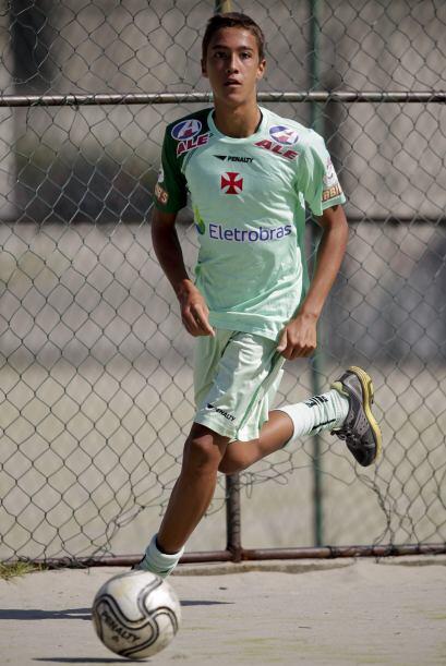 Entre los mejores amigos de Romarinho está Diego que es el sobrino de Ro...