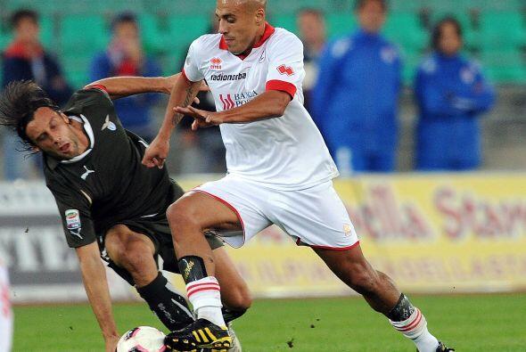 Otro duelo de suma importancia era la visita de la Lazio a la cancha del...