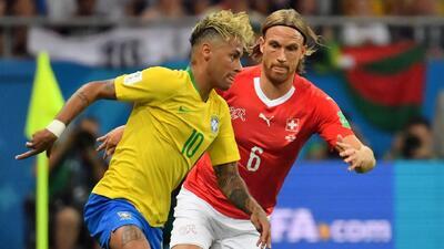 Aunque Brasil empató y no convenció, sus hinchas no pierden la esperanza