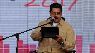 Nicolás Maduro niega que exista un autogolpe en Venezuela y defiende la...