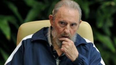 El ex líder cubano le envió regalos al nieto de Cristina Fernández de Ki...