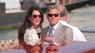 George Clooney le compró tremenda mansión a Amal Alamuddin