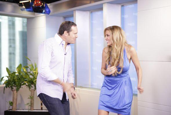 ¡Tú puedes Alan! ¿Quién quisiera esa pareja de baile?