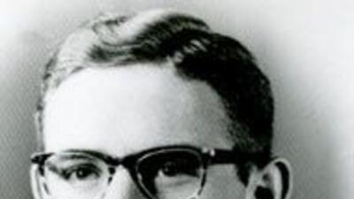 Marcial Maciel cuando era un joven seminarista.