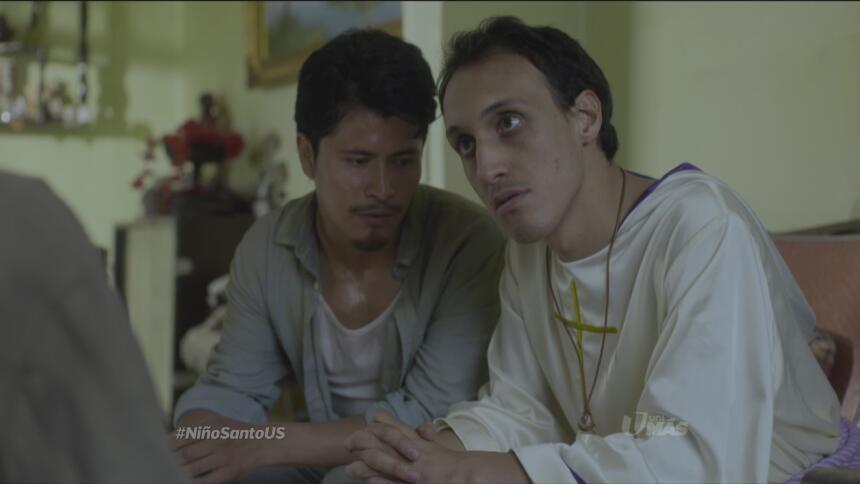 El Niño y Mateo están decididos a averiguar la vedad.