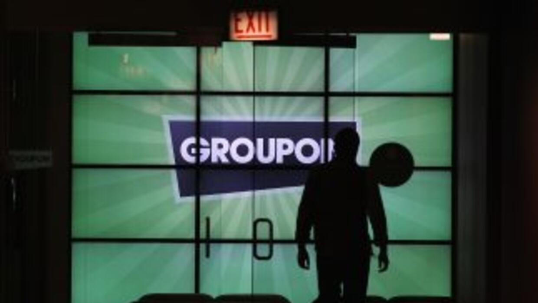 Las acciones de Groupon actualmente valen menos que el día de su inicio...