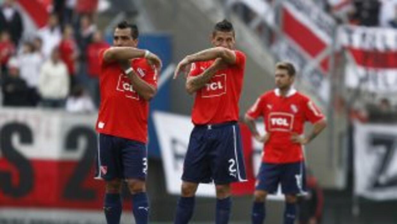 """Por ahora el """"rojo"""" sigue sin ganar en segunda, terminó sin goles con In..."""